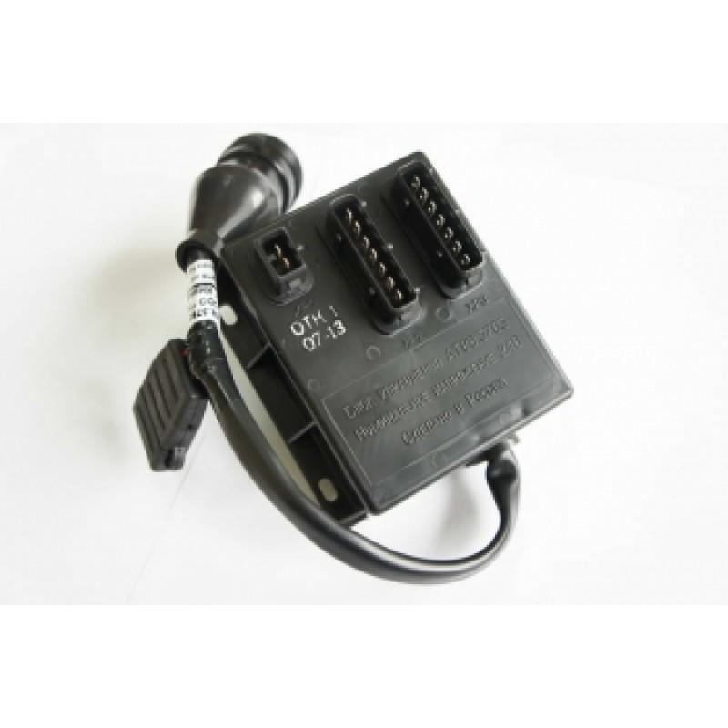 Купить Блок управления АТ88.3763 подогревателем ПЖД 15.8106-15
